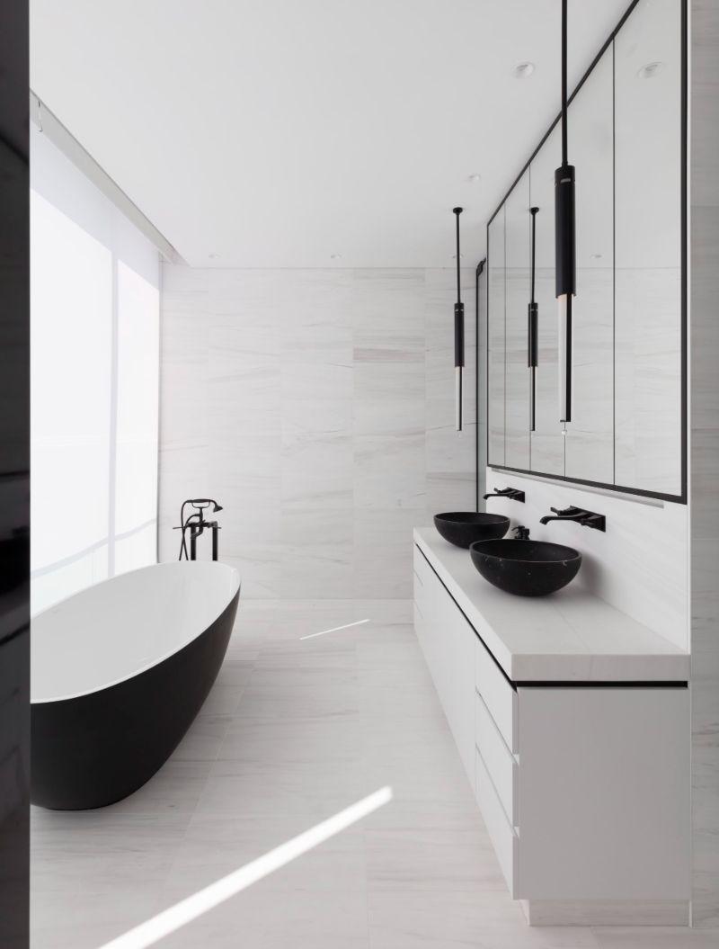 Sydney's Top Interior Designers sydney's top interior designers Sydney's Top Interior Designers: Minimal and Mid-century Bathrooms Blainey North