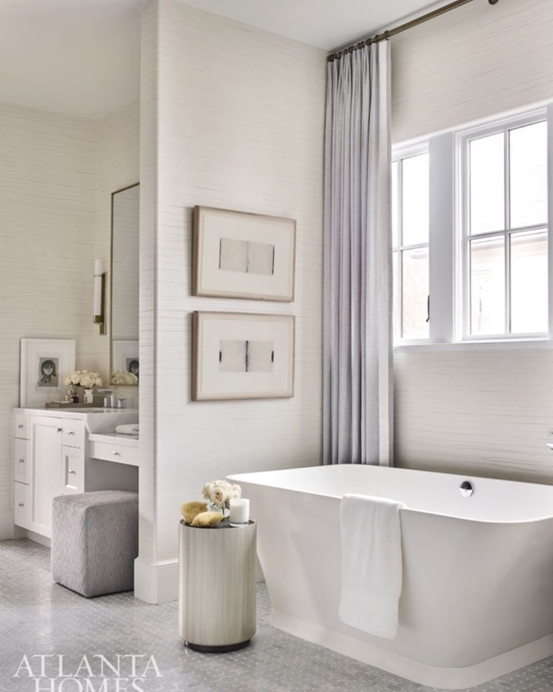 Interior Designers from Atlanta - A Top 20 with the Best Bathrooms interior design Interior Designers from Atlanta – A Top 20 with the Best Bathrooms Interior Designers from Atlanta A Top 20 with the Best Bathrooms Robert Brown