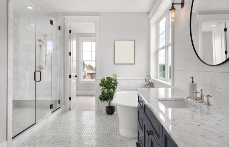 Interior Designers from Atlanta - A Top 20 with the Best Bathrooms interior design Interior Designers from Atlanta – A Top 20 with the Best Bathrooms Interior Designers from Atlanta A Top 20 with the Best Bathrooms Rooms Revamped