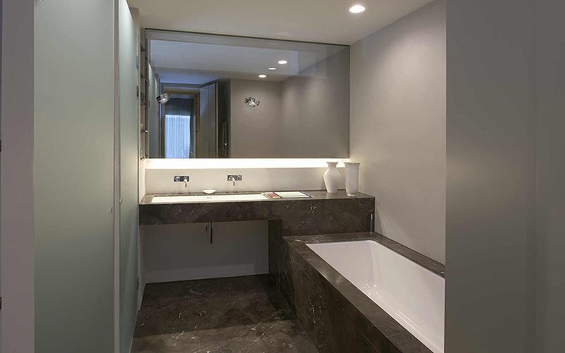 Outstanding Bathrooms Ideas from Top 20 Berlin Interior Designers top 20 berlin interior designers Outstanding Bathrooms Ideas from Top 20 Berlin Interior Designers KLM Architekten