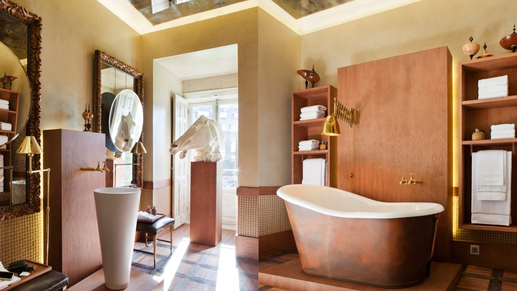 20 Bathroom Ideas By The Top Interior Designers From Madrid top interior designers from madrid 20 Bathroom Ideas By The Top Interior Designers From Madrid LGF Spaces 1024x576