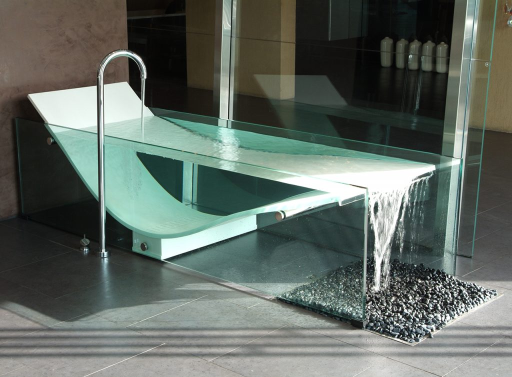 glamorous bathtubs 15 Most Glamorous Bathtubs to Have in 2021 Le Cob Bath with Ulisse Floor Outlet 1024x754