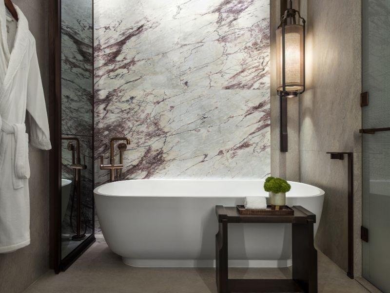 Marvelous Bathroom Ideas from Top 20 Hong Kong Interior Designers