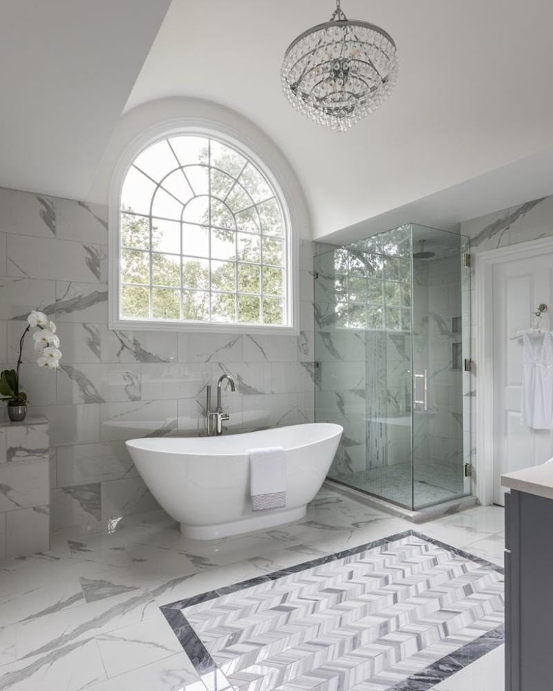 New Jersey Interior Designers, Top 20 Bathroom Designs