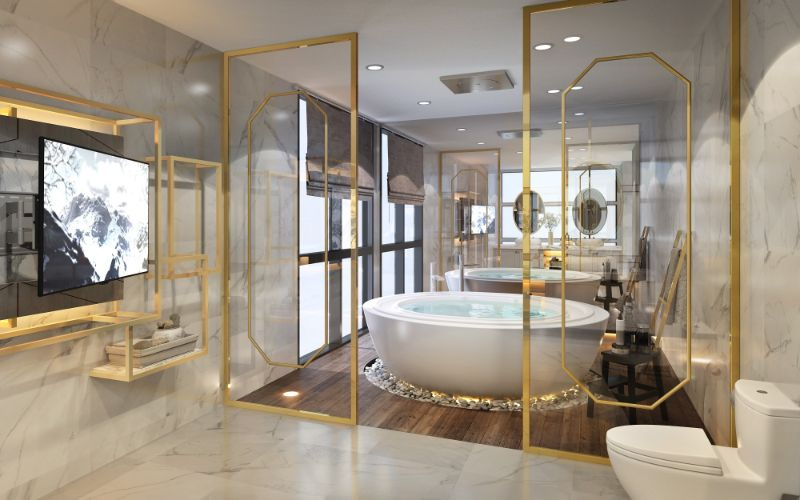 The Most Stylish Bathroom from Top 20 Kuala Lumpur Interior Designers kuala lumpur interior designers The Most Stylish Bathroom from Top 20 Kuala Lumpur Interior Designers The Most Stylish Bathroom from Top Kuala Lampur Interior Designers AJM INTERIORS