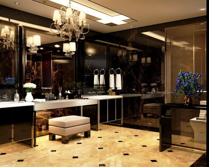 The Most Stylish Bathroom from Top 20 Kuala Lumpur Interior Designers kuala lumpur interior designers The Most Stylish Bathroom from Top 20 Kuala Lumpur Interior Designers The Most Stylish Bathroom from Top Kuala Lampur Interior Designers NORM DESIGN