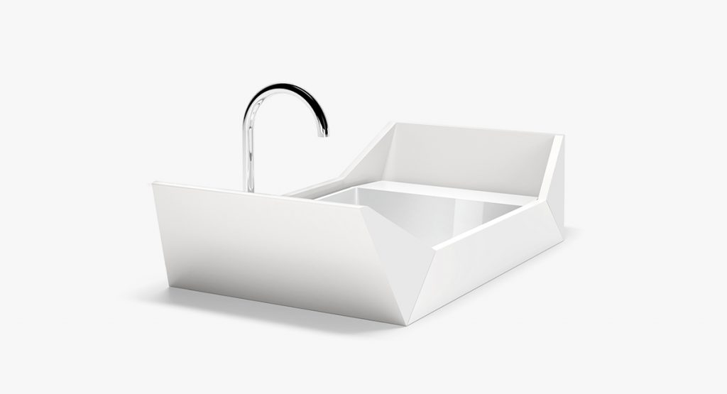 Elegant Washbasins - Sampan elegant washbasins 15 Elegant Washbasins to Look Out for in 2021 The Sampan Vanity 1024x555