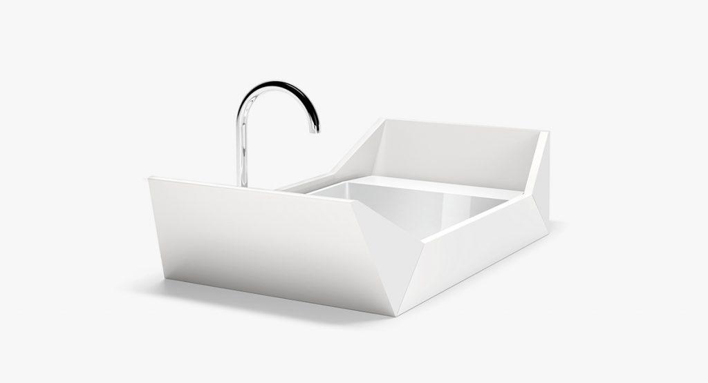 Elegant Washbasins - Sampan