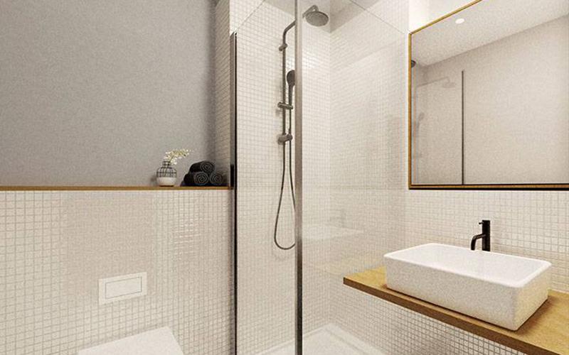Contemporary bathroom design with the finest Munich Interior Designers