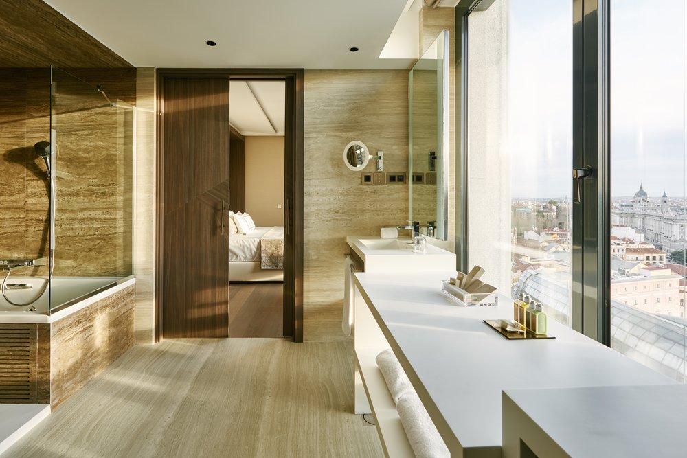 20 Bathroom Ideas By The Top Interior Designers From Madrid top interior designers from madrid 20 Bathroom Ideas By The Top Interior Designers From Madrid cuartointeriores