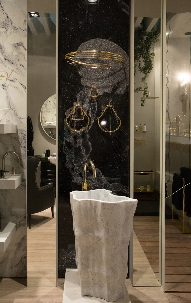 15 Freestandings That Bring Extra Glamour to Your Bathroom freestandings 15 Freestandings That Bring Extra Glamour to Your Bathroom freestandings