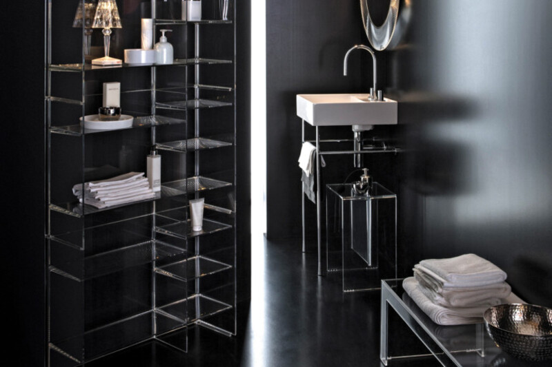 15 Freestandings That Bring Extra Glamour to Your Bathroom freestandings 15 Freestandings That Bring Extra Glamour to Your Bathroom kartell by laufen floor standing washbasin 3