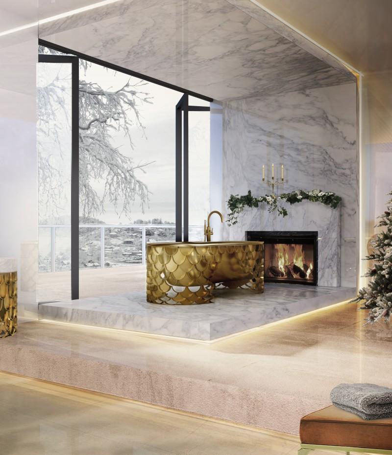 glamorous bathtubs 15 Most Glamorous Bathtubs to Have in 2021 koi bathtub 2 1