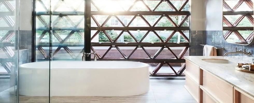 Sydney's Design: Top Interior Designers who built Minimal and Mid‑century Bathrooms design Sydney's Design: Top Interior Designers who built Minimal and Mid‑century Bathrooms 142327273 703416687202026 6141991383033292311 n 1