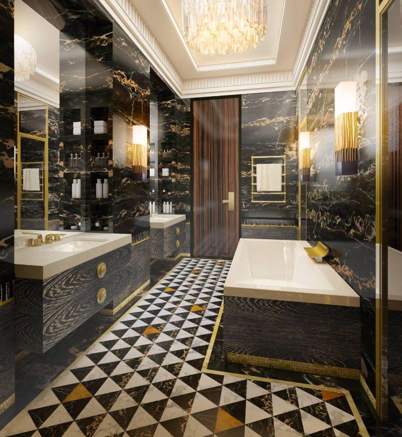 Bathroom Designs of the World - 20 Saint Petersburg Inspirations