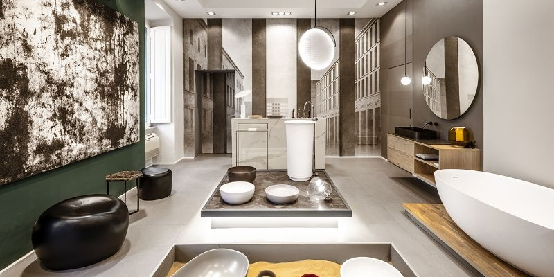 the best showrooms and design stores from rome Bathroom Inspirations by The Best Showrooms and Design Stores From Rome Bathroom Inspirations by The Best Showrooms and Design Stores From Rome Deangelisroma 1