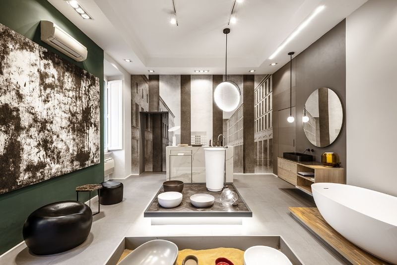 Bathroom Inspirations by The Best Showrooms and Design Stores From Rome the best showrooms and design stores from rome Bathroom Inspirations by The Best Showrooms and Design Stores From Rome Bathroom Inspirations by The Best Showrooms and Design Stores From Rome Deangelisroma