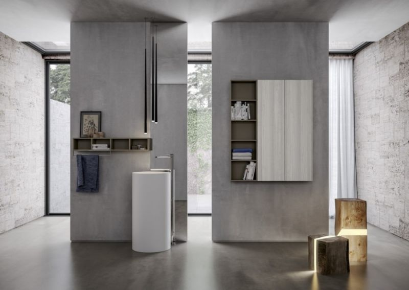 Bathroom Inspirations by The Best Showrooms and Design Stores From Rome