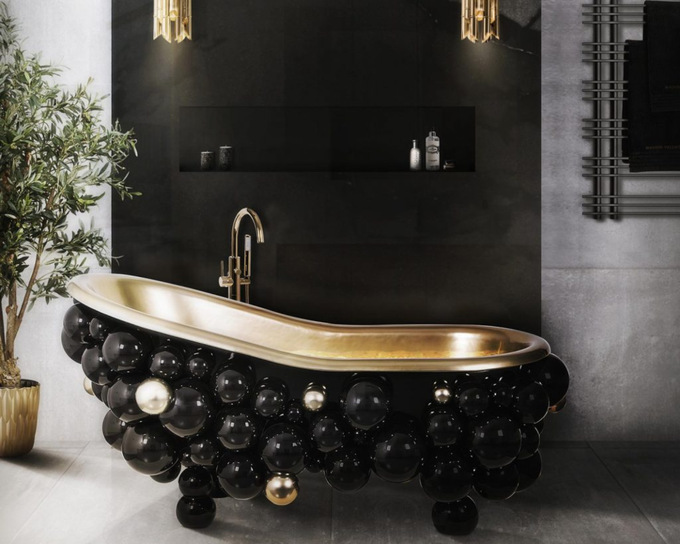 See also: Craft the Bathroom of Your Dreams with Maison Valentina deluxe bathroom Craft the deluxe bathroom of your dreams with Maison Valentina Craft the deluxe bathroom of your dreams with Maison Valentina image 6
