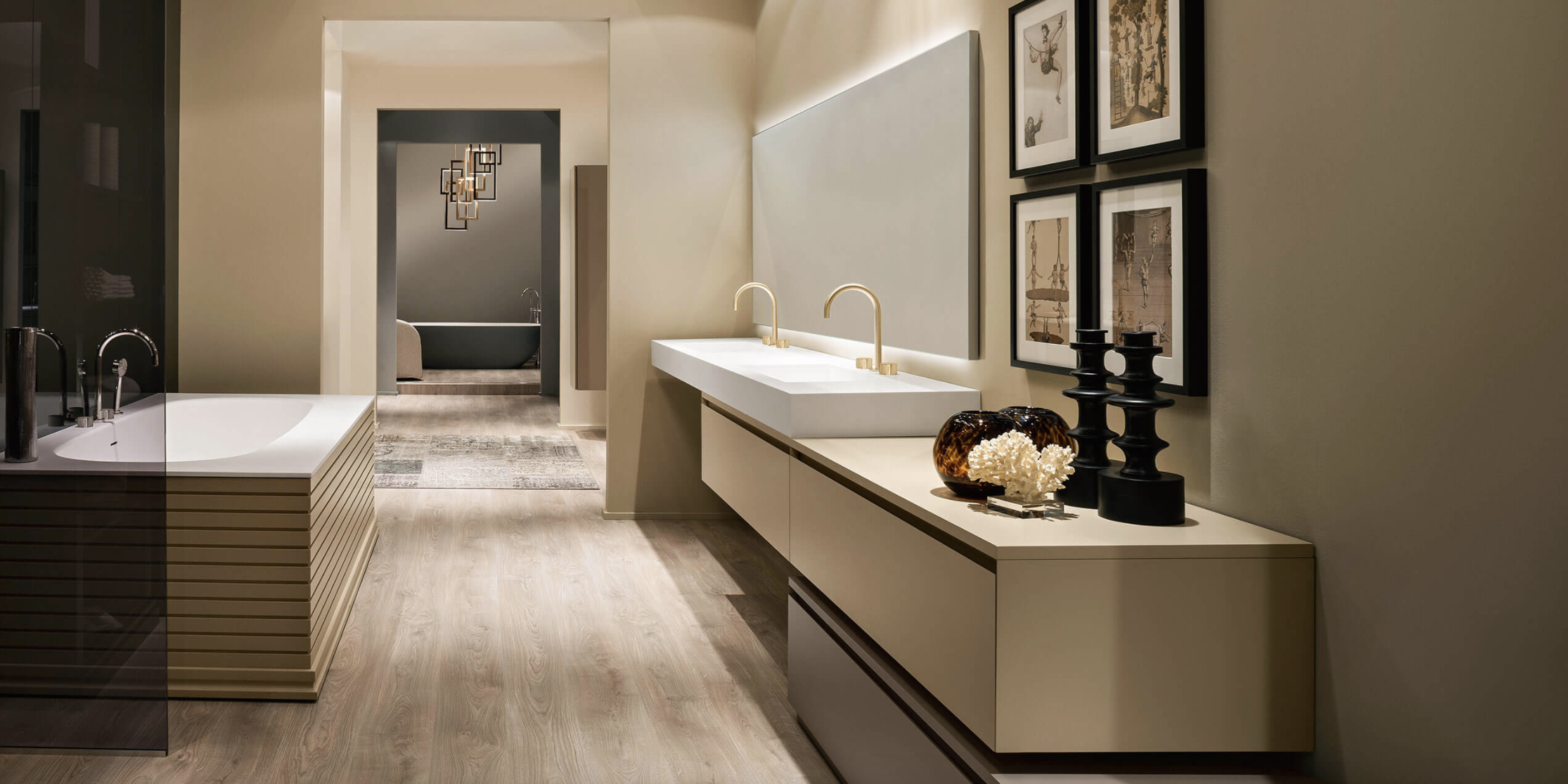 Inspiring Contemporary bathrooms from the best Frankfurt showrooms