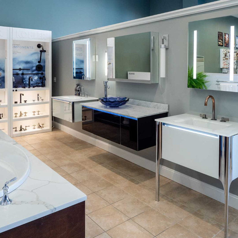 Top Connecticut Showrooms with a focus on Bathrooms