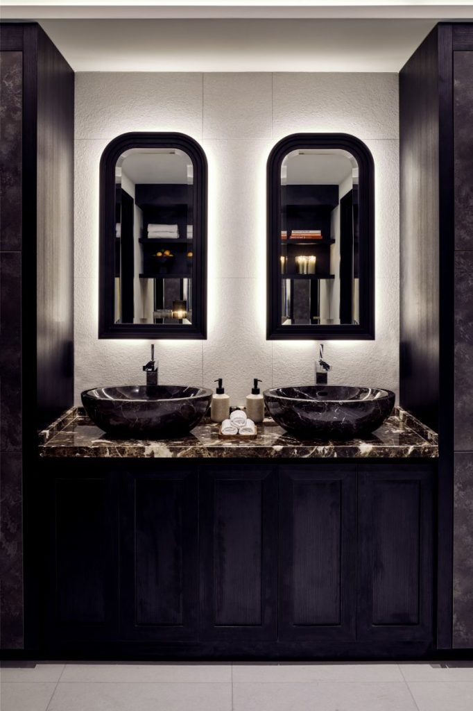 iconics bathroom projects Iconics Bathroom Projects By The Amsterdam Top Interior Designers 1 3