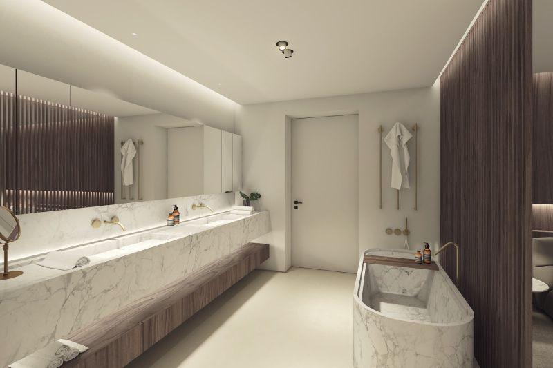 iconics bathroom projects Iconics Bathroom Projects By The Amsterdam Top Interior Designers 7 Iconics Bathroom Projects By The Amsterdam Top Interior Designers kolonikdesign1