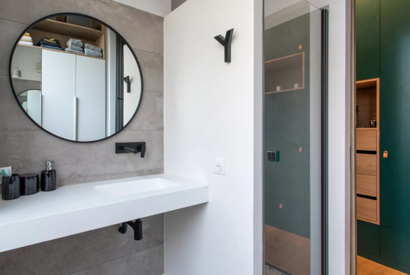 Amazing Designers to transform your bathroom in LYON amazing designers to transform your bathroom in lyon Amazing Designers to transform your bathroom in LYON Atelier OCTA Architecture Interieure 2