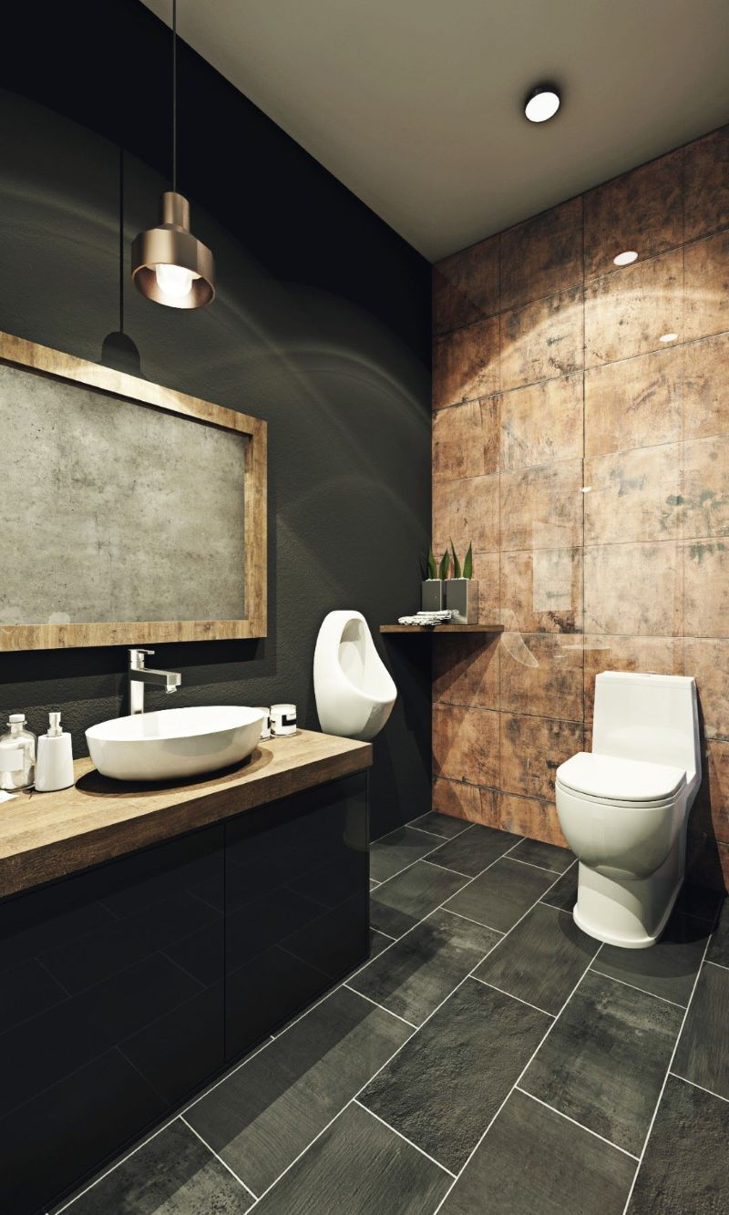 Bathroom Designs Around the World, 20 Inspirations from Hanoi