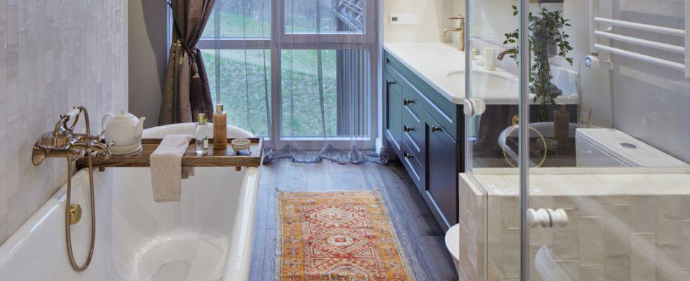 Bathroom Designs Around the World - Inspirations from Vilnius