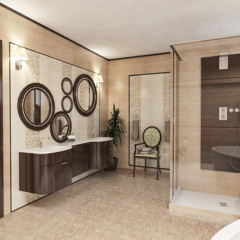 Bathroom Projects from Dublin  bathroom projects from dublin Bathroom Projects from Dublin Interior Designers: Irish Luxury Black Fox
