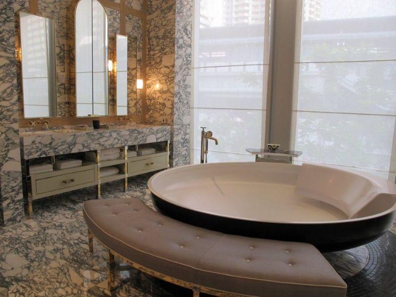 Top Interior Designers in London top interior designers in london Top Interior Designers in London to Create the Perfect Bathroom David Collins Studio