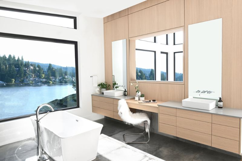 interior designers in vancouver Interior Designers in Vancouver: Creating Fresh and Minimal Bathrooms Jamie Banfield 1