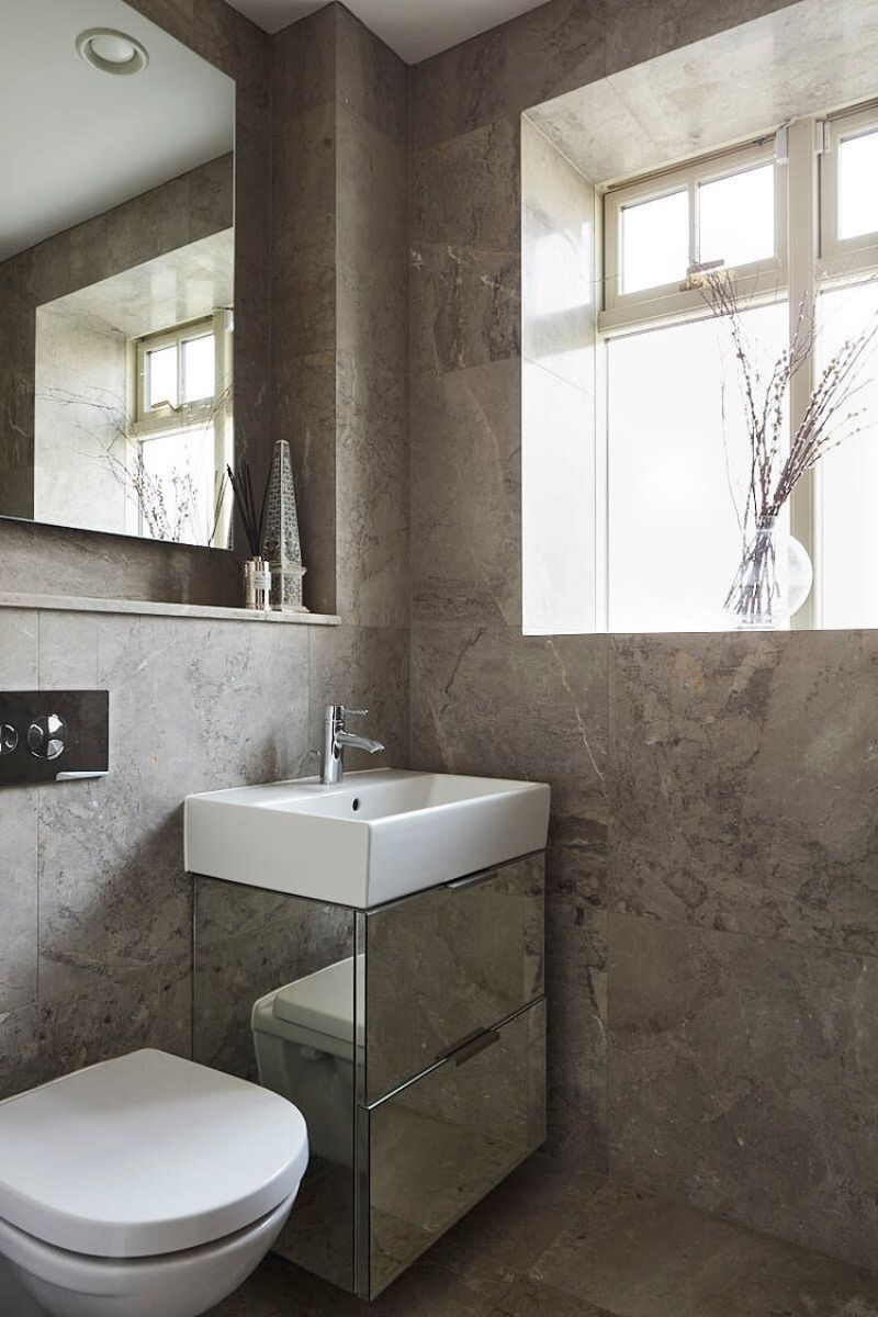 Bathroom Projects from Dublin  bathroom projects from dublin Bathroom Projects from Dublin Interior Designers: Irish Luxury Jane Higgins Design Dartry