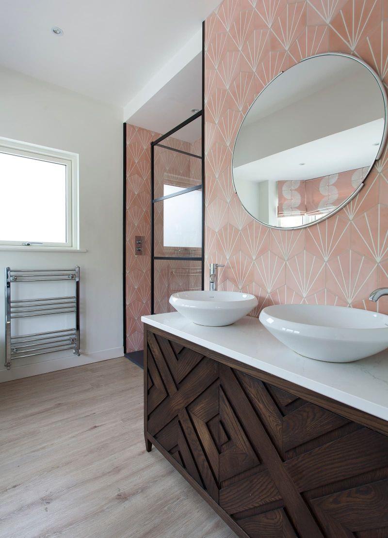 Bathroom Projects from Dublin  bathroom projects from dublin Bathroom Projects from Dublin Interior Designers: Irish Luxury Julianne Kelly Interiors Bellevue