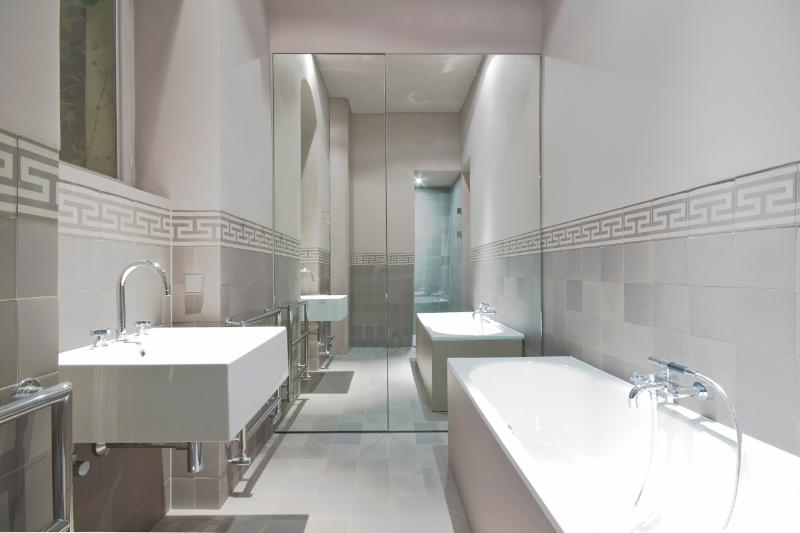 Contemporary bathrooms projects from Berlin Interior Designers contemporary bathrooms Contemporary bathrooms projects from Berlin Interior Designers KLM