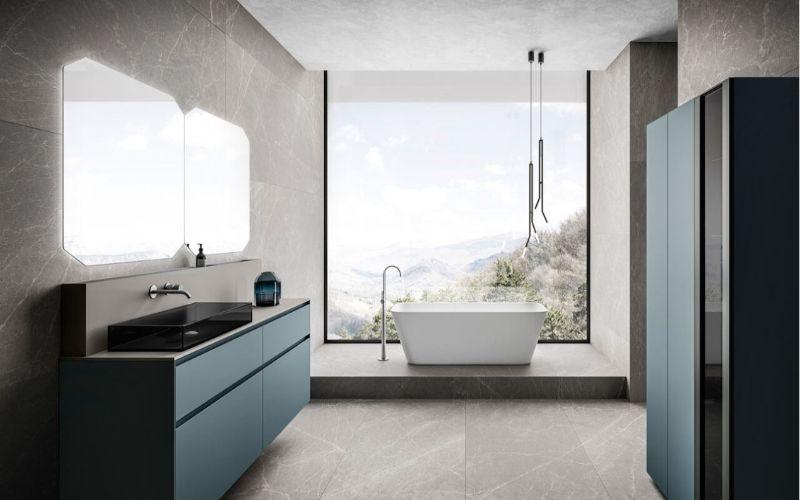 Astonishing bathroom designs from Frankfurt