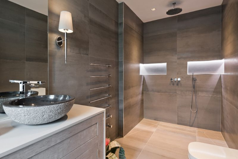 Bathroom Projects from Dublin  bathroom projects from dublin Bathroom Projects from Dublin Interior Designers: Irish Luxury Sandymouth Divine Design