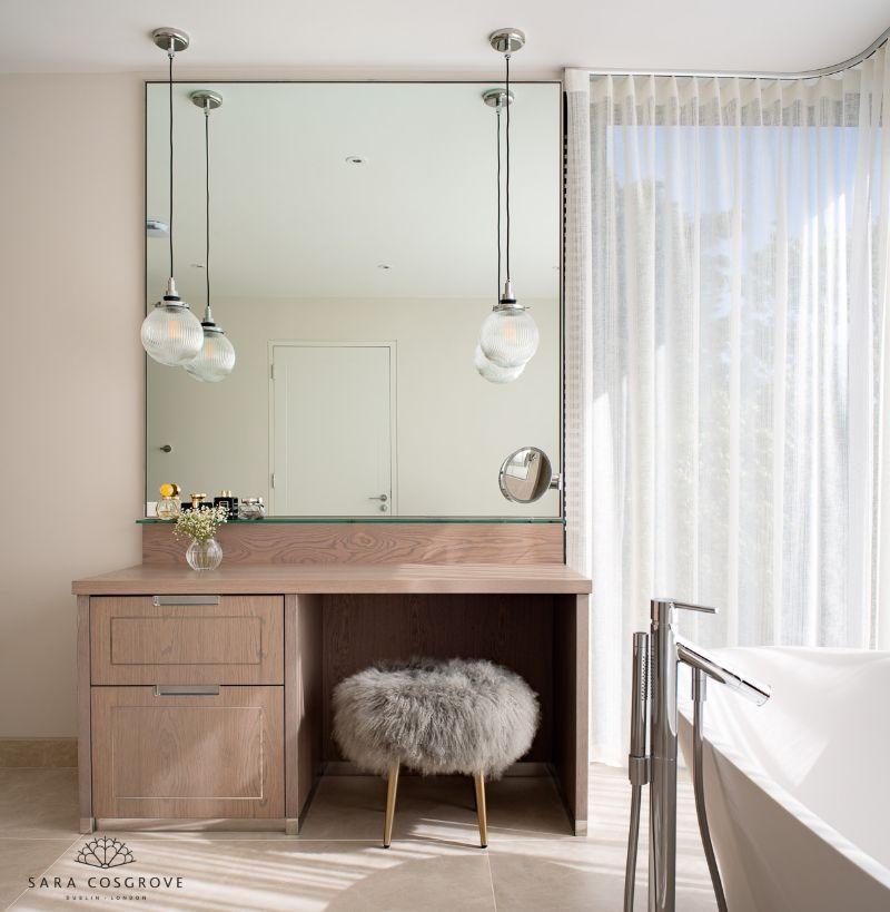 Bathroom Projects from Dublin  bathroom projects from dublin Bathroom Projects from Dublin Interior Designers: Irish Luxury Sara Cosgrove Private Residence Master Bathroom