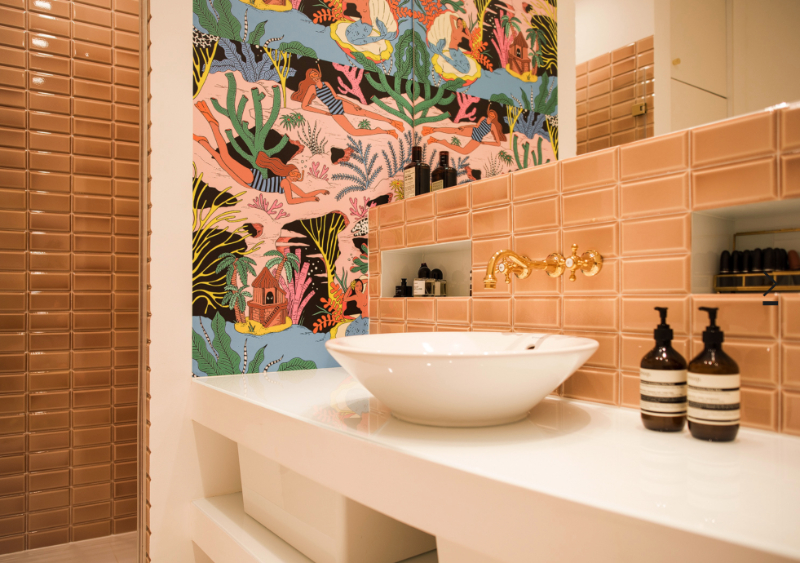 Contemporary bathrooms projects from Berlin Interior Designers contemporary bathrooms Contemporary bathrooms projects from Berlin Interior Designers The inner house