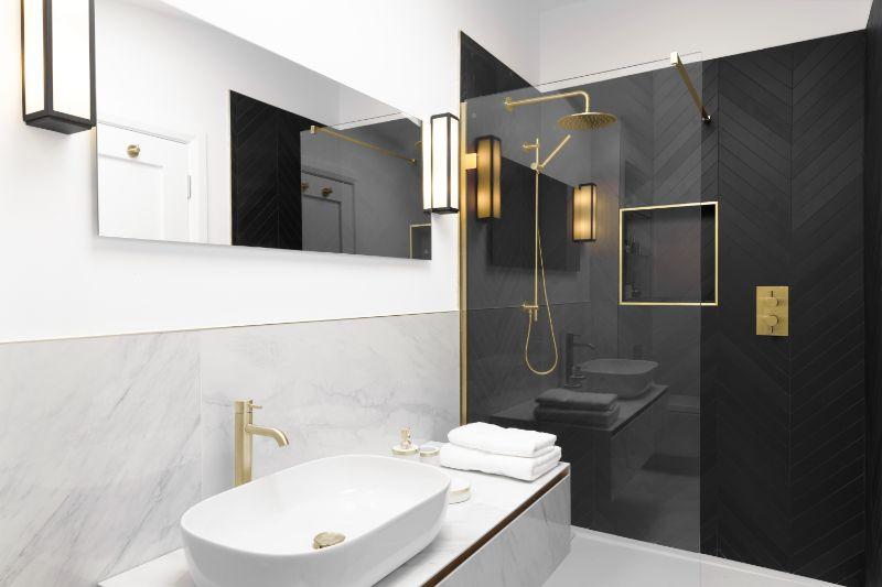 Bathroom Projects from Dublin  bathroom projects from dublin Bathroom Projects from Dublin Interior Designers: Irish Luxury Ventura Design Howth Privact Project