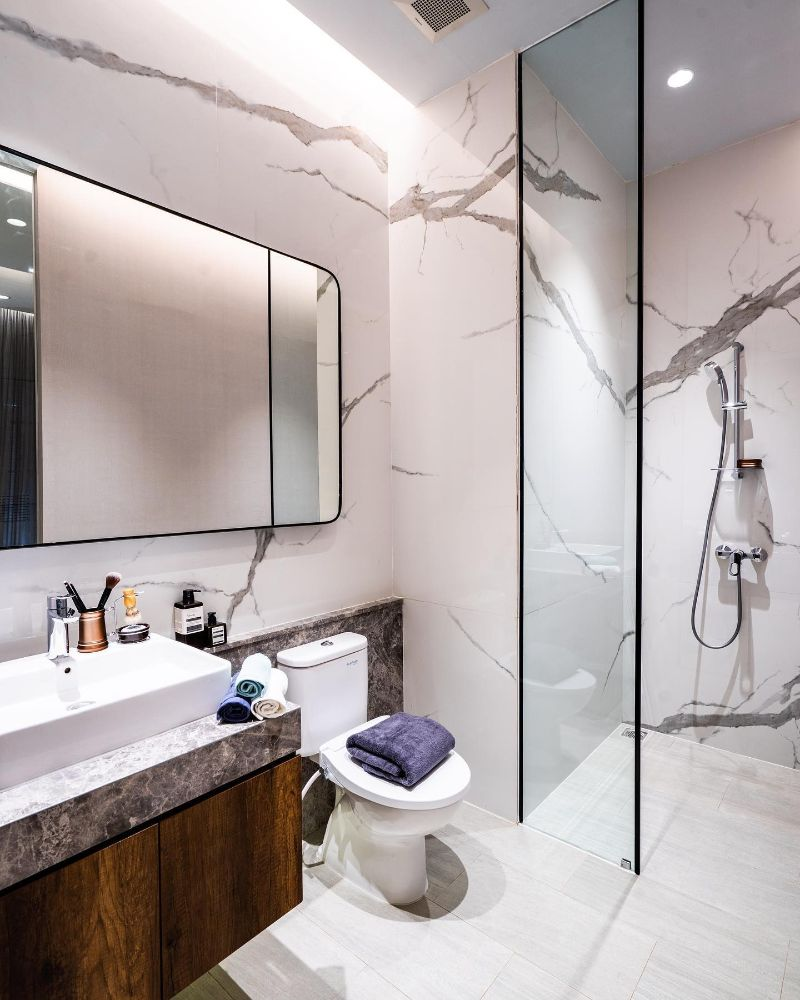 Bathroom Inspiration by Some of The Top Interior Designers of Jakarta
