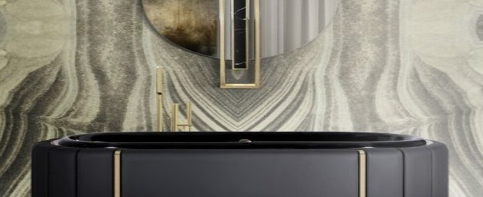 amazing surfaces Amazing Surfaces To Brighten up Your Bathroom Design Amazing Surfaces From Maison Valentina To Brighten up Your Bathroom5 1