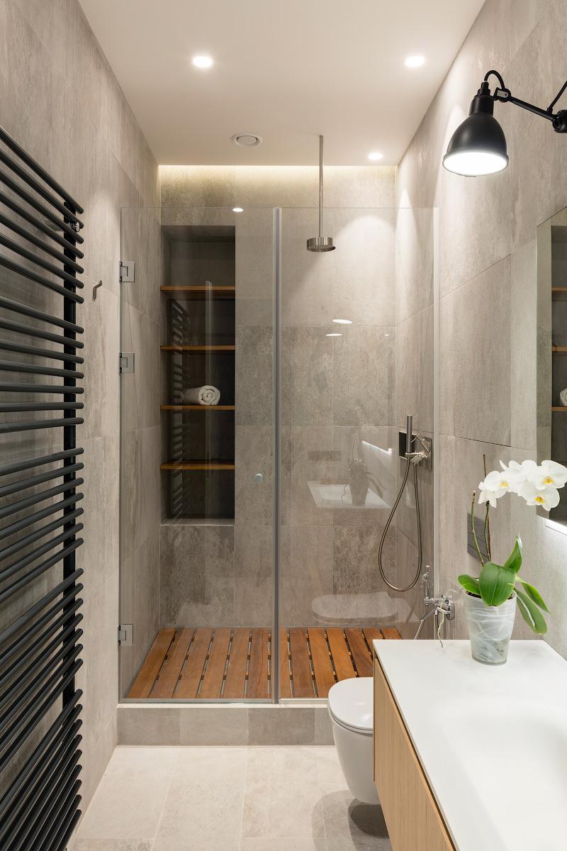 Contemporary interiors with distinctive bathroom designs by 4a Architekten 4a architekten Contemporary interiors with distinctive bathroom designs by 4a Architekten 1