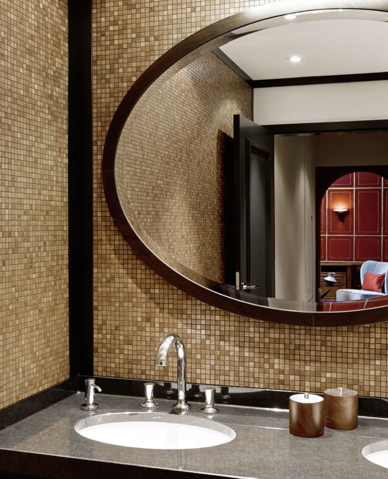 Modern classic bathrooms ideas with Isabella Hamann isabella hamann Modern classic bathrooms ideas with Isabella Hamann Hotel am Schlossgarten Stuttgart