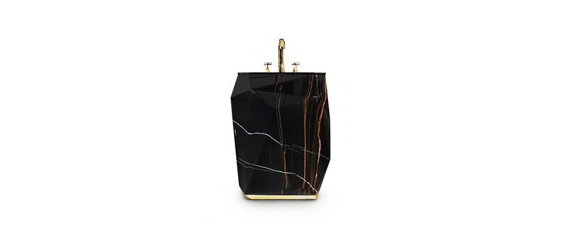 Black Marble Designs: Get A Luxury Bathroom black marble designs Black Marble Designs: Get A Luxury Bathroom 1 14