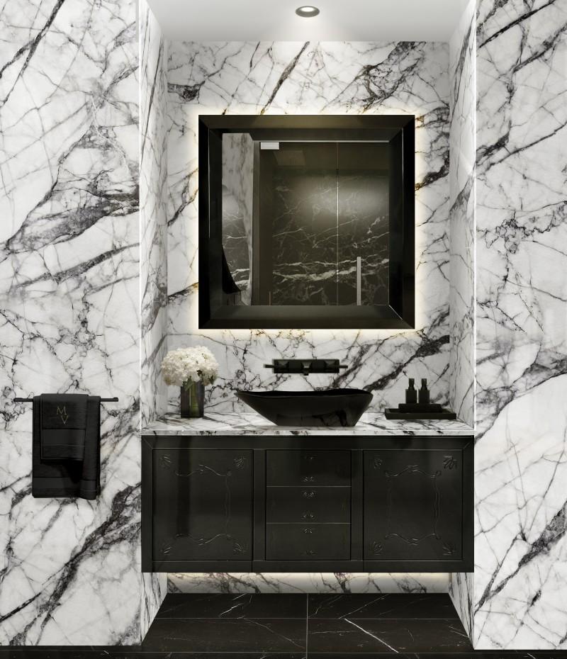 droulers architecture Best of Interior Design Bathroom Projects by Droulers Architecture Droulers Architecture 1