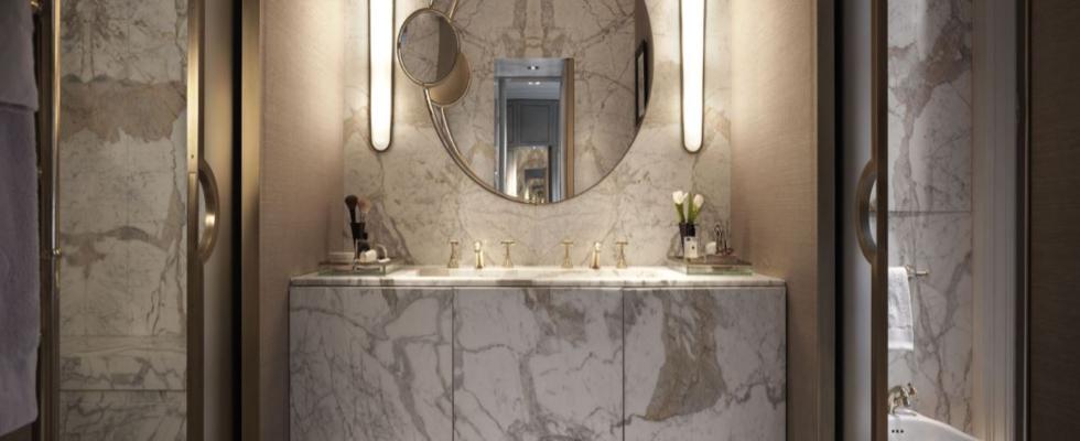droulers architecture Best of Interior Design Bathroom Projects by Droulers Architecture Droulers Architetture 6 1