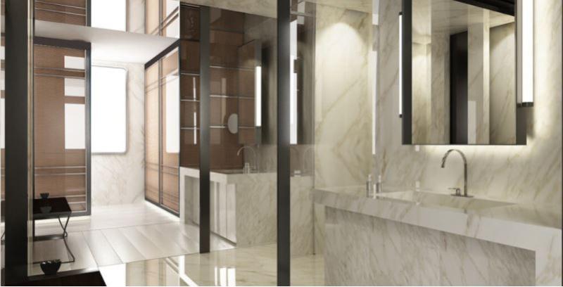 droulers architecture Best of Interior Design Bathroom Projects by Droulers Architecture Droulers Architetture 8