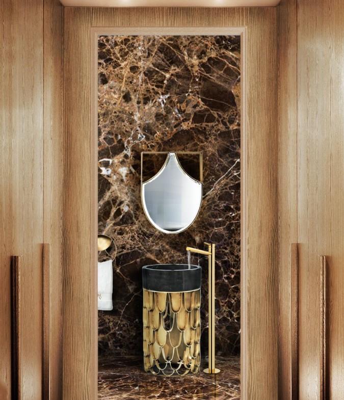 Bathroom Design Blissfulness: Fall Trends to impress